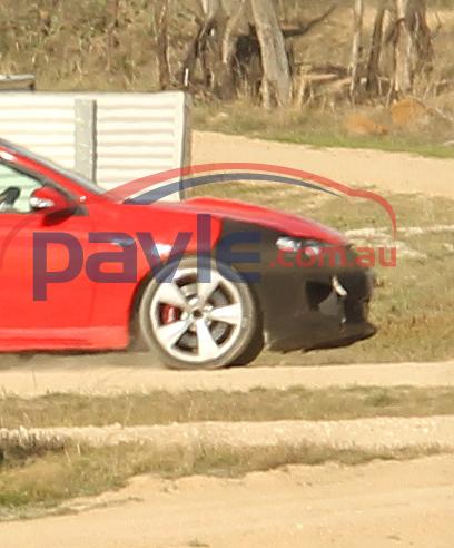 2011 Ford FPV GT-H Spy Photos