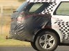 2011 Ford Territory Rear Spy Photos