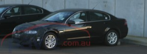 2010 Holden Commodore VF