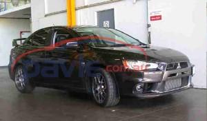 Mitsubishi Lancer Evolution X Lightweight